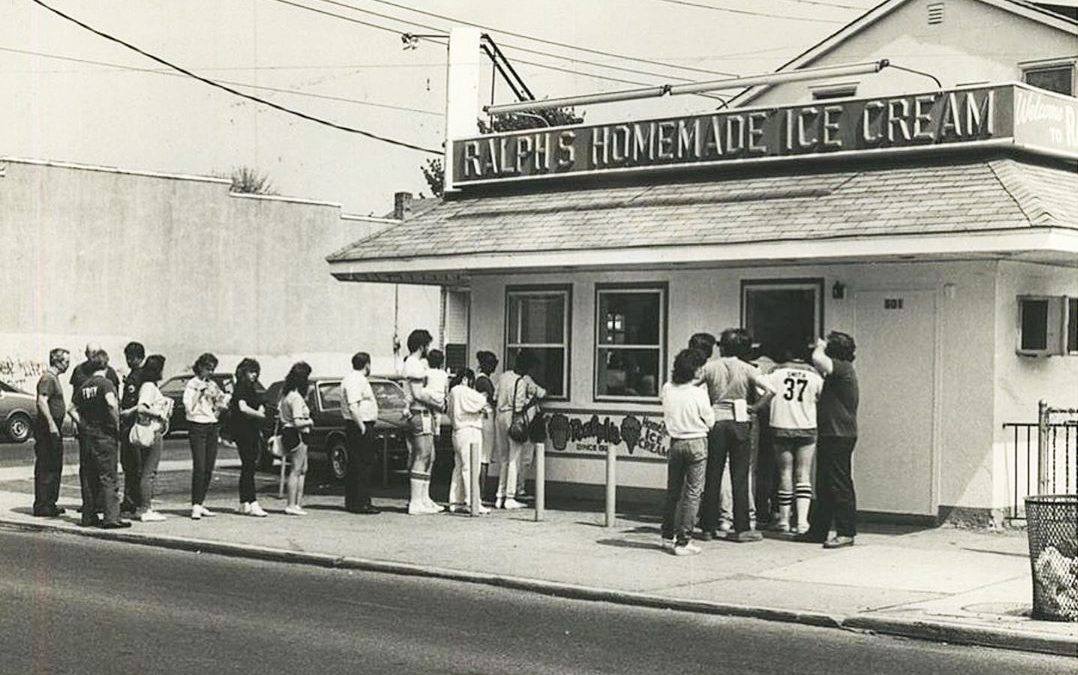 1986 – Ralph's Ices in Staten Island