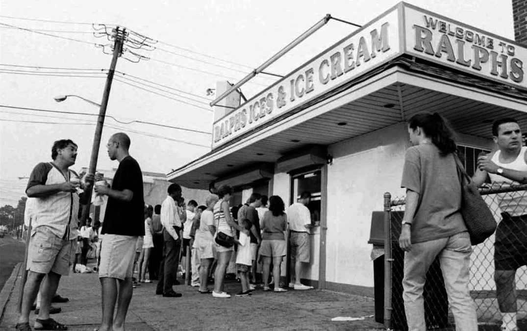 1997 – Ralph's Ices in Staten Island