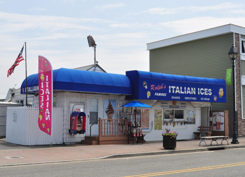 Ralph's Ices iN Freeport, Long Island