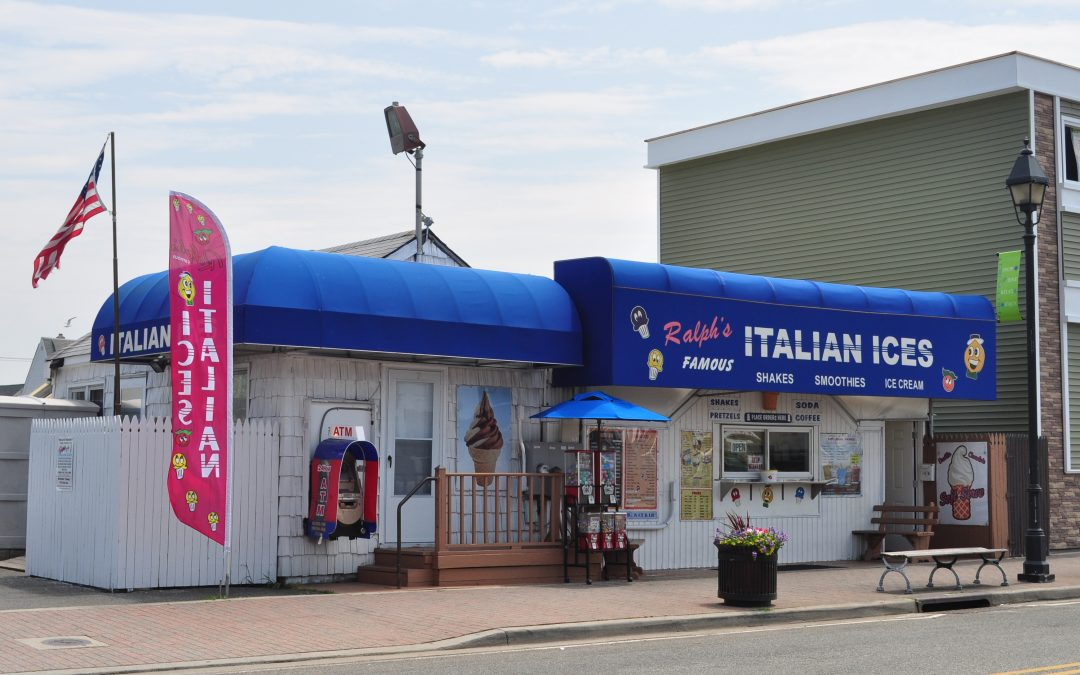 2013 – Ralph's Ices In Freeport, Long Island