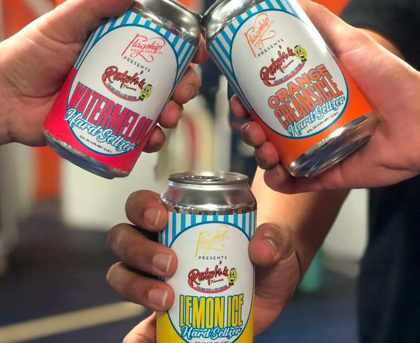 April 2020 – Ralph's Ices Hard Seltzer Debuts