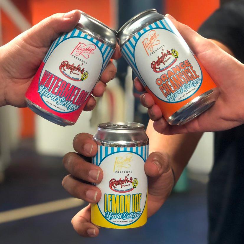 Ralph's Ices Hard Seltzer